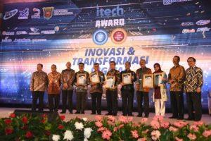Penghargaan Inovasi Teknologi Terbaik