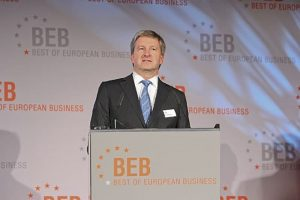 Penghargaan Bagi Pebisnis Terbaik di Eropa